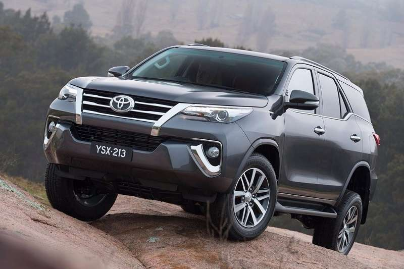 New Toyota Fortuner 2016 price in India