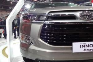 New Toyota Innova grille