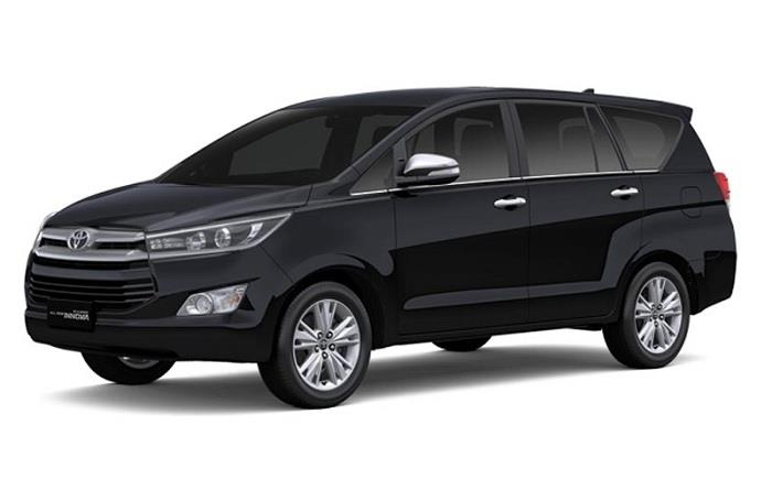 Toyota Innova Cross India Launch Date Price Mileage Pics