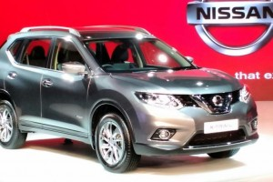 New Nissan X Trail 2016 at Auto Expo