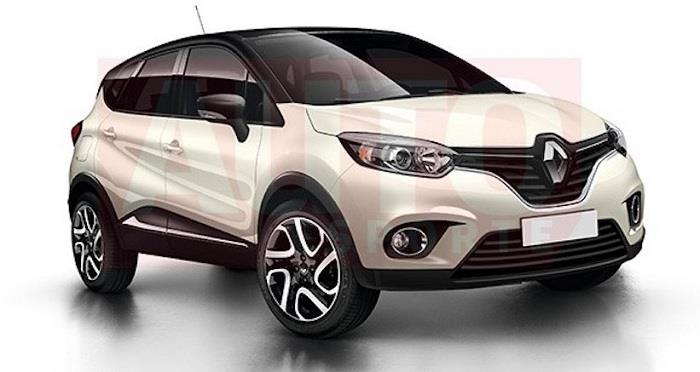 renault captur grand 7 seater suv india launch price specs. Black Bedroom Furniture Sets. Home Design Ideas
