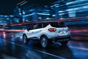 Renault Kaptur India Price