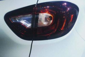 Renault Kaptur taillamp