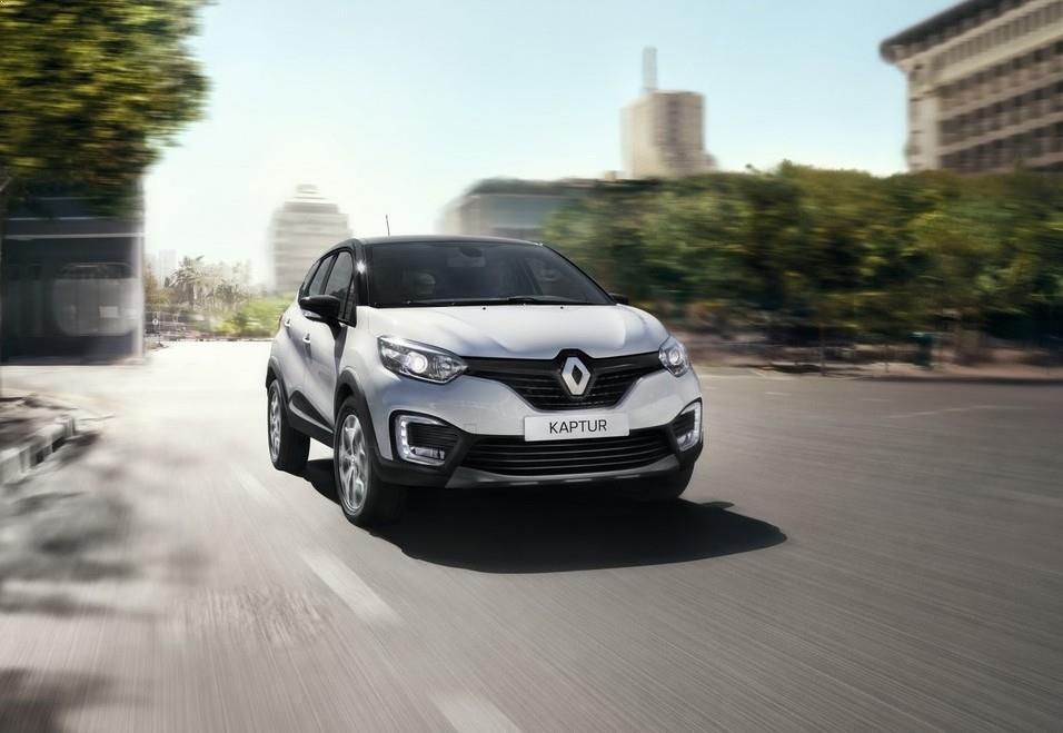 Renault Kaptur India