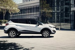 Renault Kaptur side view