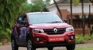 Renault Kwid India details