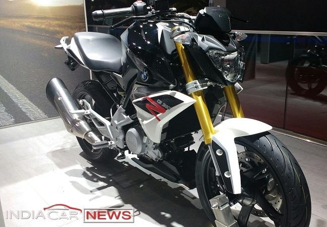 Bikes At Auto Expo 2018 - BMW G310R