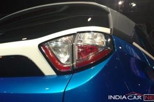 Tata Nexon compact SUV tail lamp