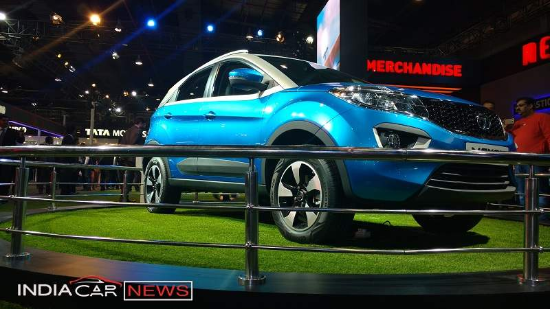 Tata Nexon Price Mileage Interior Specs Features