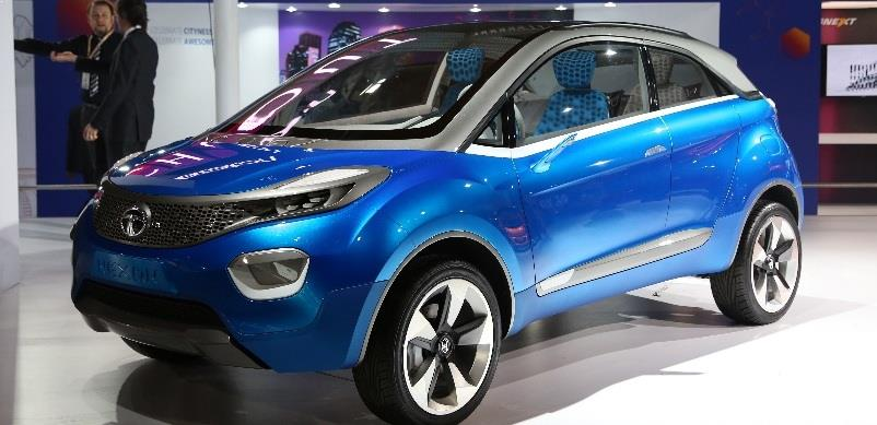 Tata Nexon Compact SUV Launch, Price in India, Mileage, Pics