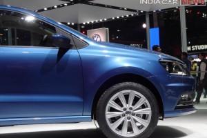 Volkswagen Ameo half front