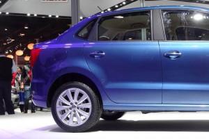 Volkswagen Ameo half rear