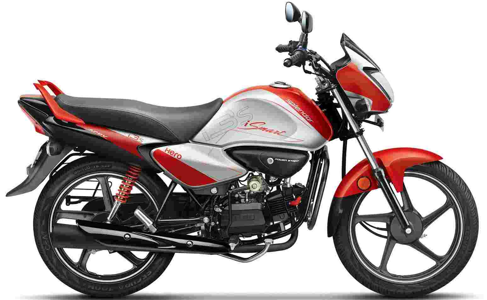 Hero Super Splendor iSmart 125cc
