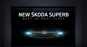 New Skoda Superb 2016 in India