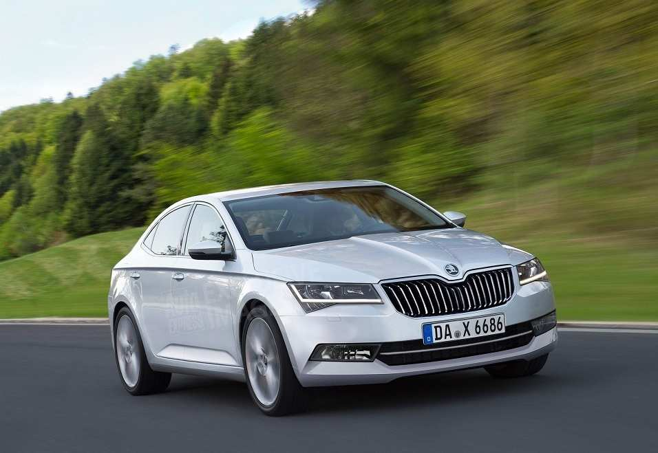 New Skoda Superb 2016 India