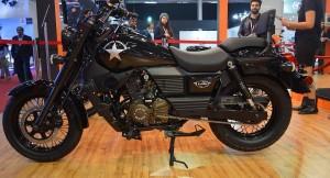 UM Renegade Commando India bike