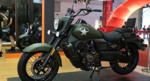 UM Renegade Commando motorcycle