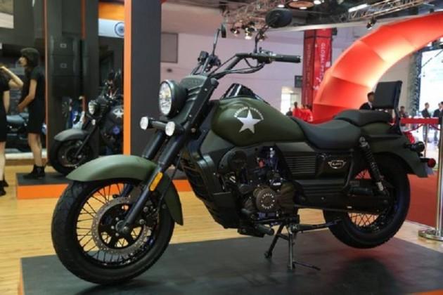 UM Renegade Commando motorcycle