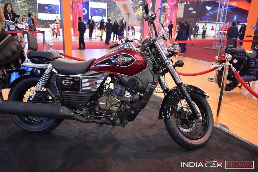 UM Renegade Sport S India