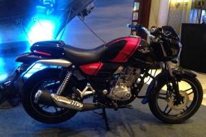 Bajaj V15 black