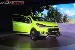 Chevrolet Beat Activ front side