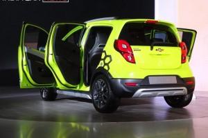 Chevrolet Beat Activ rear side