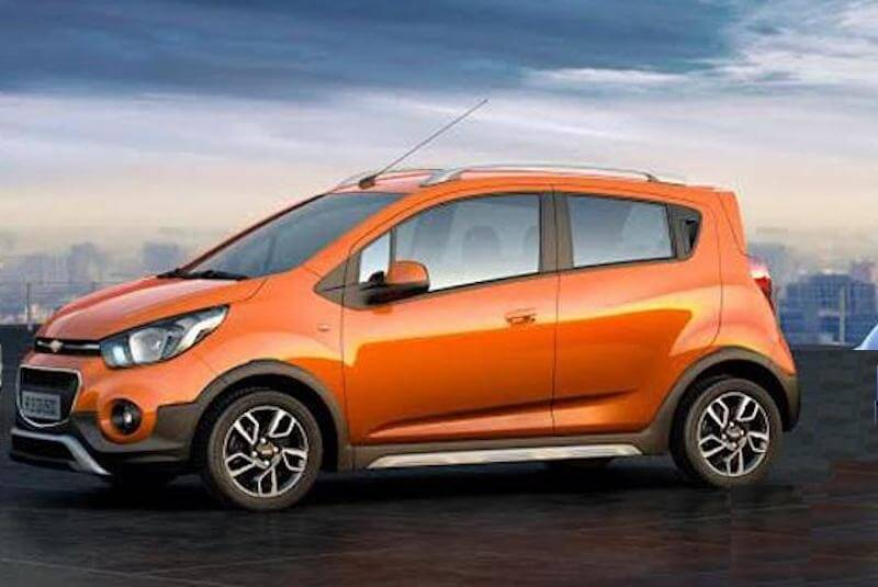 Chevrolet Beat Activ price in India