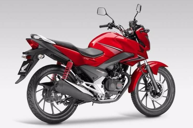 Honda CB 125F India Launch