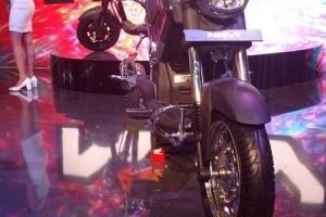 Honda Navi black colour