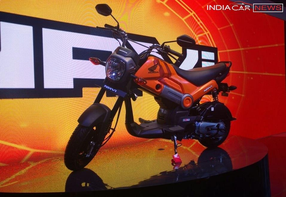 Honda Navi bike of Honda Two Wheelers