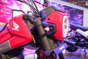 Honda Navi bike headlamp