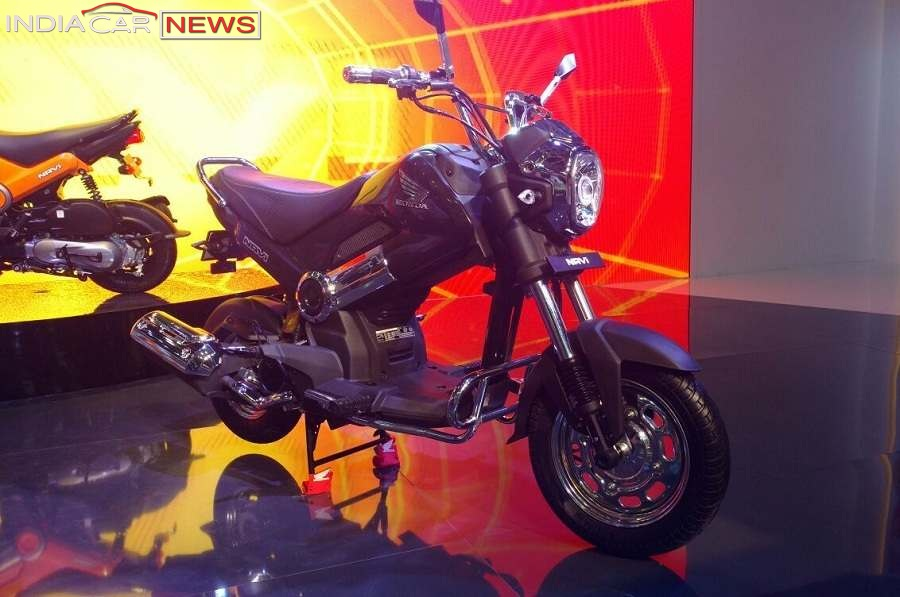 Honda Navi bike specifications