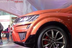Mahindra XUV Aero wheels