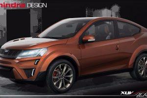 Mahindra XUV Aero SUV