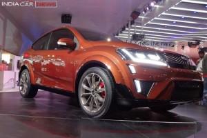 Mahindra XUV Aero concept coupe-SUV