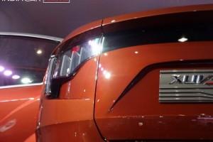 Mahindra XUV Aero concept taillamp
