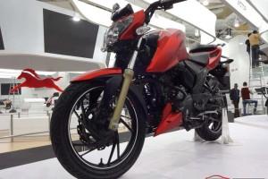 TVS Apache RTR 200 bike
