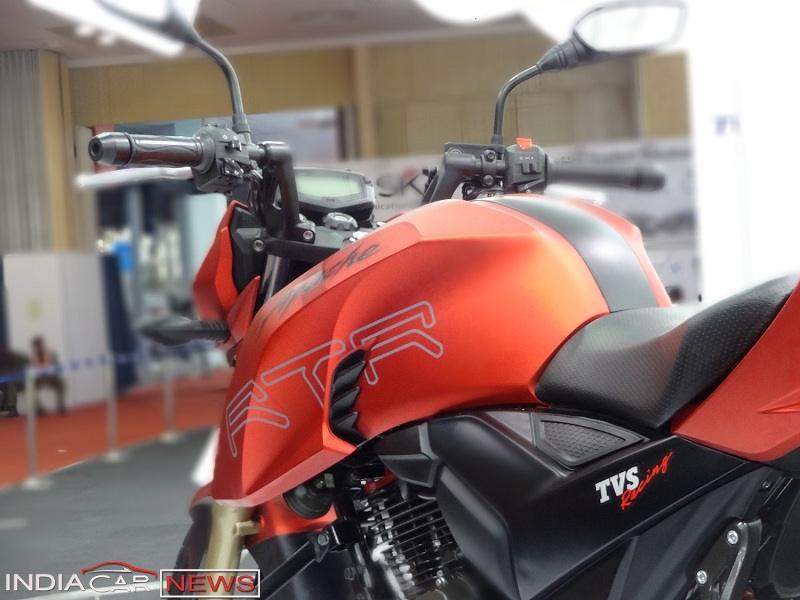 TVS Apache 200cc model