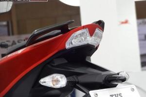 TVS Apache RTR 200 4V taillight