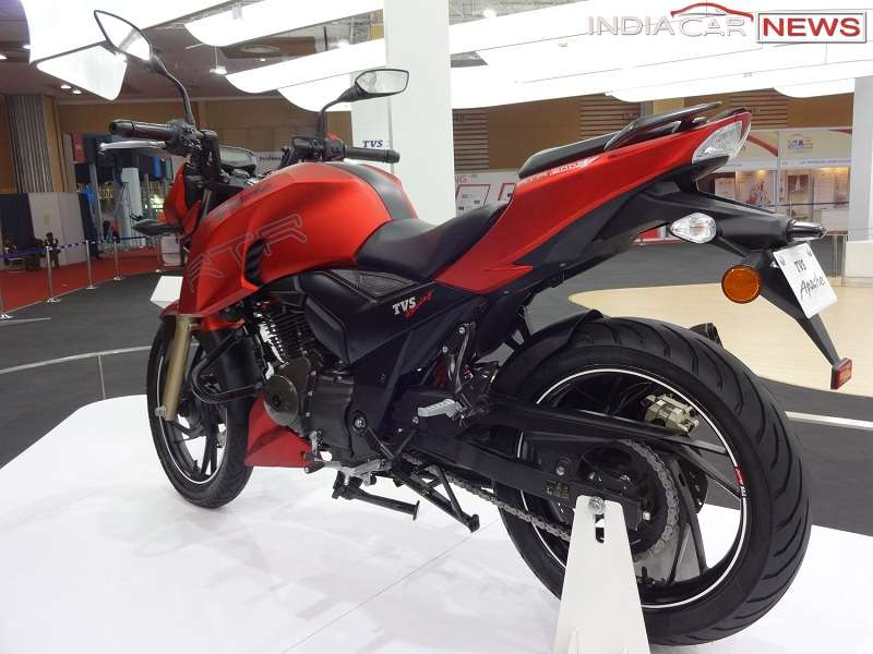 2018 Tvs Apache Rtr 200 Price Mileage Specs Top Speed