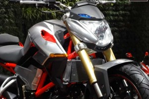 Hero XF3R street bike