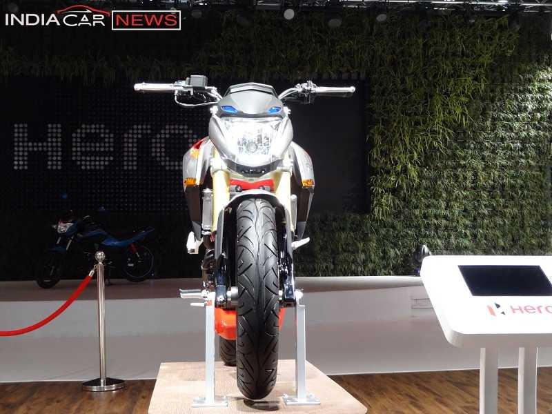 Hero XF3R front fascia
