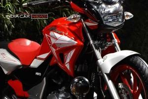 Hero Xtreme 200 S front