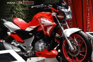 Hero Xtreme 200 S at auto expo