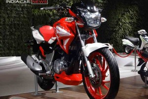 Hero Xtreme 200 S sportbike
