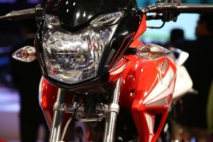 Hero Xtreme 200S headlight
