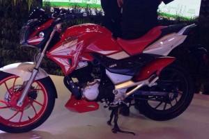 Hero Xtreme 200S bike