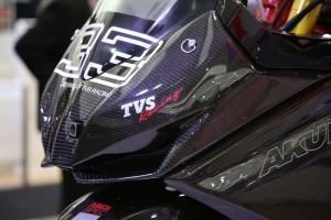 TVS Akula 310 headlamp