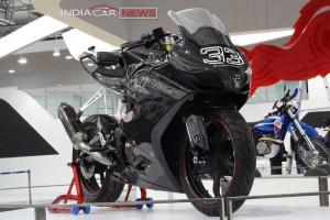 TVS Akula motorcycle
