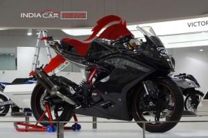 TVS Akula 310 bike